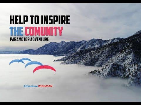 Around The Sierra Nevada Mountains Adventure Wingman